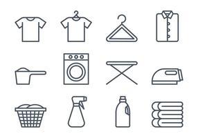 Tvättsymbolsuppsättning