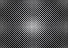 Metall-Lautsprecher Grill Vektor Textur