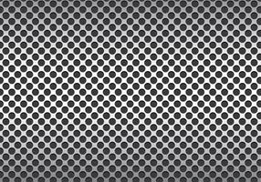 Silber Metall Textur Vektor