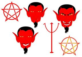 Lucifer The Devil Vectors