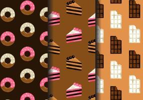 Free Vintage Süßigkeiten Patterns
