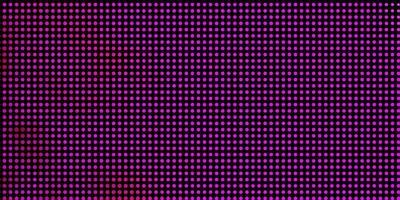 rosa mönster med cirklar.