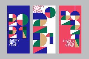 2021 Neujahrsbanner