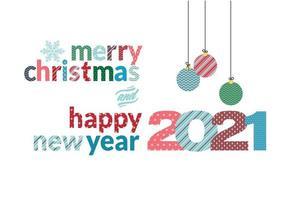 god jul och gott nytt år 2021