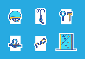 Rapppel free vector pack