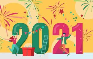 2021 Neujahrsfeier