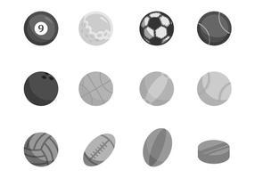 Kostenlose Sport Icons Vektor