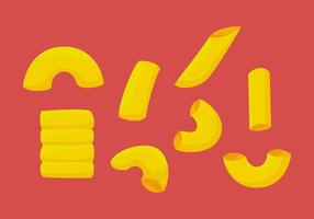 Free Delicious Macaroni Vektoren