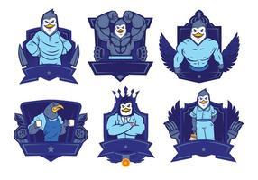 Pinguin Logo Vektor