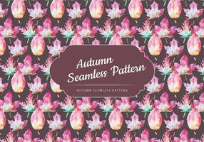 Vector Herbst Blätter Muster