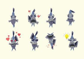 piranha vektor