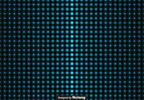 Vector LED leuchtet Muster