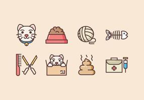 free cute cat icons