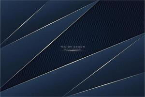moderner blauer metallischer Hintergrund