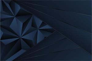 modern blå metallisk bakgrund