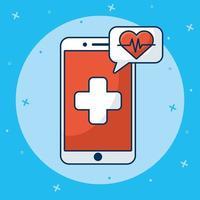 online sjukvårdsteknik via smartphone