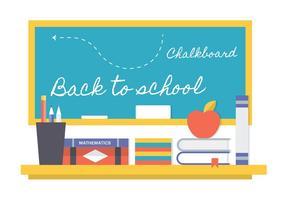 Free Back To School Vektor-Elemente