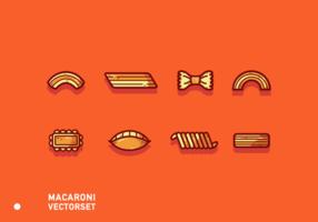 Free Macaroni Vektor