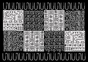 Squiggle Pattern Vektor