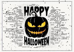 Gratis Scary Halloween Pumpkin Vector