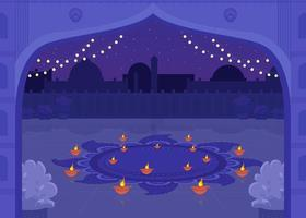 Diya Kerzen zum Feiern