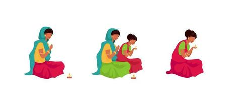 Puja Ritual Set