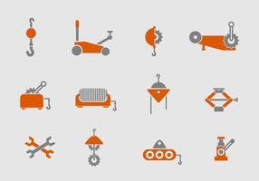 Winde Icons Set