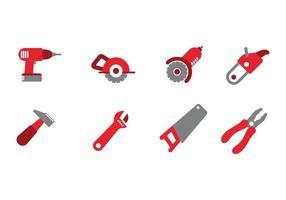 Bricolage-Vektor-Symbol