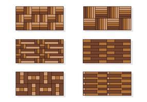 Holzstruktur Laminat vektor