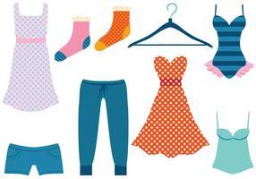 Kostenlose Kleidung 2 Vektoren