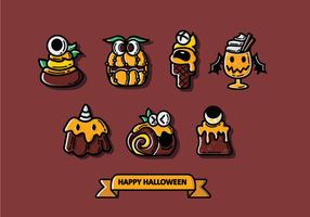 Freier Halloween-Vektor