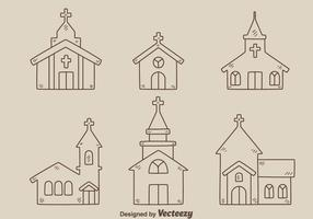Skizze Abbey Collection Vector