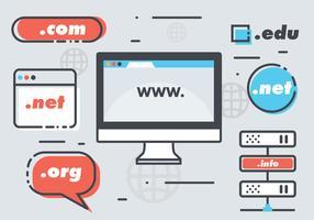 Domain-Vektor-Design