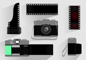 Foto-negativer freier Vektor