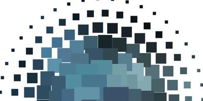 ljusgrått mönster i fyrkantig stil. vektor