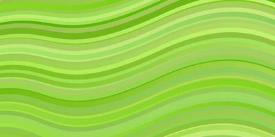 hellgrüner Hintergrund mit Linien. vektor