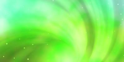 ljusgrön konsistens med vackra stjärnor.