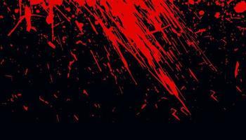 abstrakter Texturhintergrund des blutigen roten Schmutzes vektor