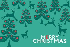 god jul och tallmall