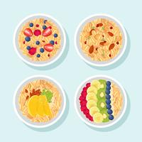 Granola Frühstücksschüssel