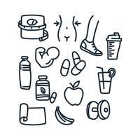 Hälsosamma livsviktorer