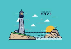 Gratis Cove Vector