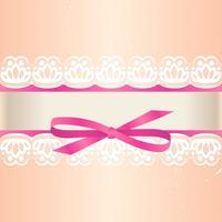 Strumpfband der Braut-Vorlage