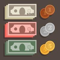 Beispiel Geld Illustration