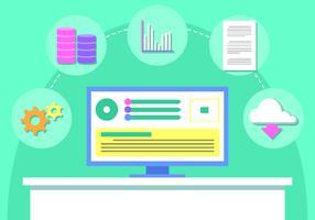 Datenbank-freier Vektor