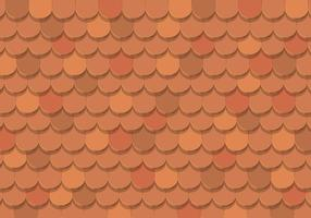 Dachziegel Hintergrund vektor