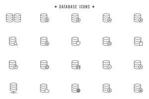 Kostenlose Datenbank-Vektoren