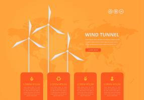Vorteile von nachhaltiger Energie vektor