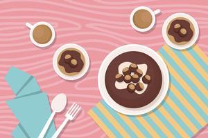 Gratis Buckeye Cake Illustration vektor