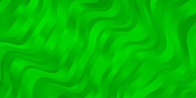 hellgrüner Hintergrund mit Bögen.